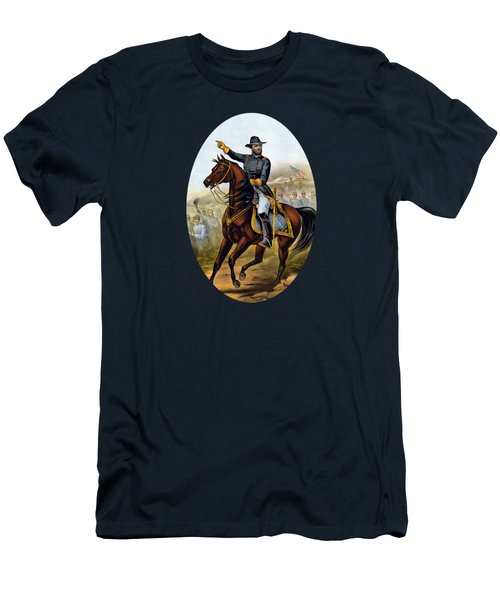 Our Old Commander - General Grant Men's T-Shirt (Athletic Fit)