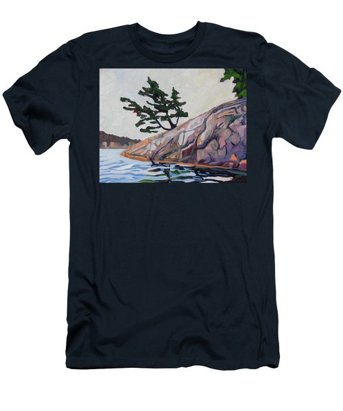 Out Of The Rock Men's T-Shirt (Athletic Fit)