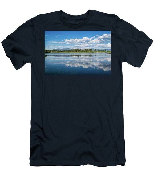 Pagosa Summer Reflections Men's T-Shirt (Athletic Fit)