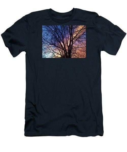 Paintbrush II Men's T-Shirt (Athletic Fit)