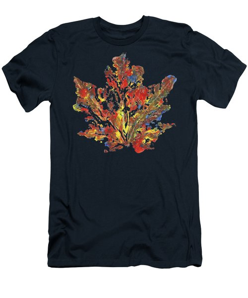 Painted Nature 1 Men's T-Shirt (Athletic Fit)