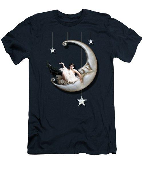 Paper Moon Men's T-Shirt (Athletic Fit)