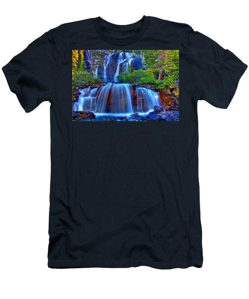 Paradise Falls Men's T-Shirt (Athletic Fit)