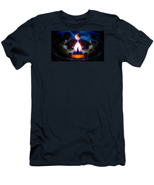 Passion Eclipsed Men's T-Shirt (Athletic Fit)