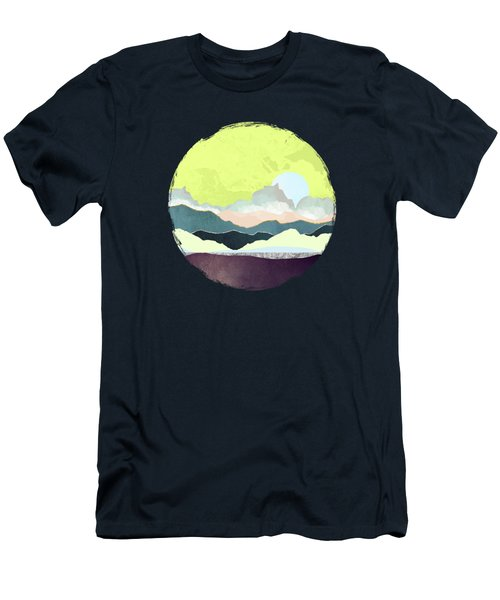 Pastel Afternoon Men's T-Shirt (Athletic Fit)