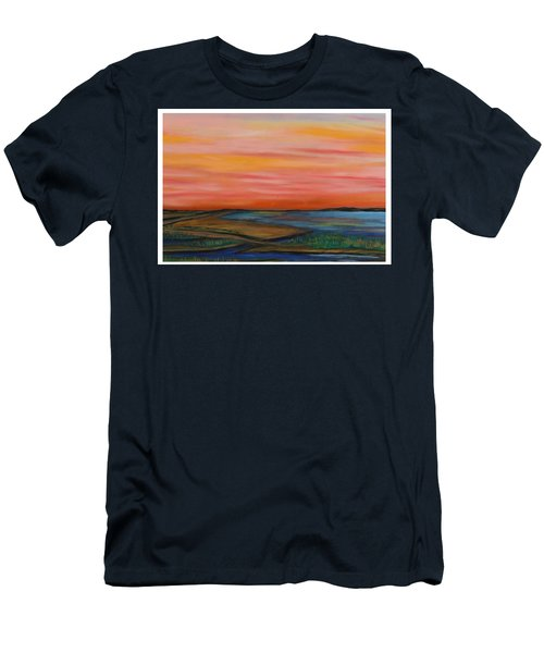 Path To Peace Men's T-Shirt (Athletic Fit)