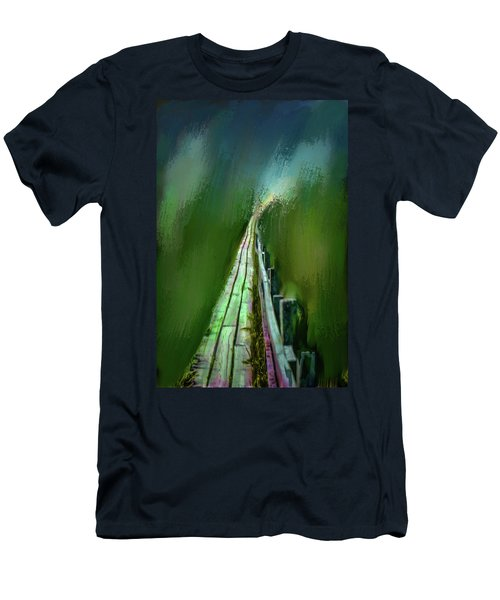 Path To The Unknown #h5 Men's T-Shirt (Athletic Fit)