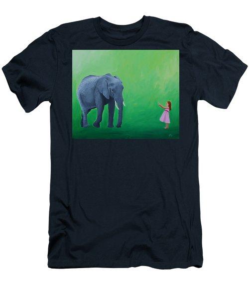 Peace Offering Men's T-Shirt (Athletic Fit)