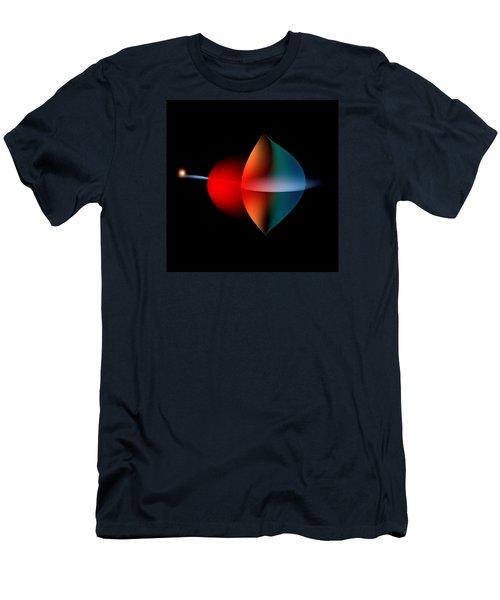 Penman Original-350 Solar Power Men's T-Shirt (Slim Fit) by Andrew Penman