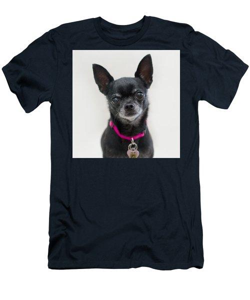 Perlita 2 Square Men's T-Shirt (Athletic Fit)