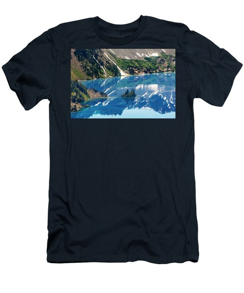 Phantom Ship Island Men's T-Shirt (Athletic Fit)