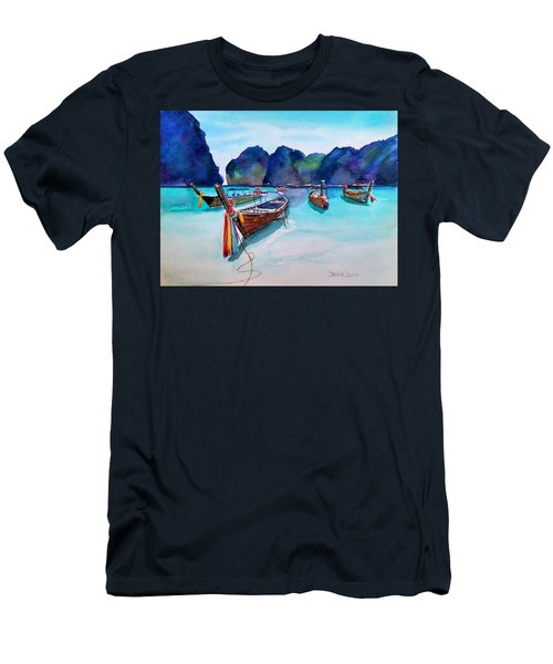 Phi Phi Island Men's T-Shirt (Athletic Fit)