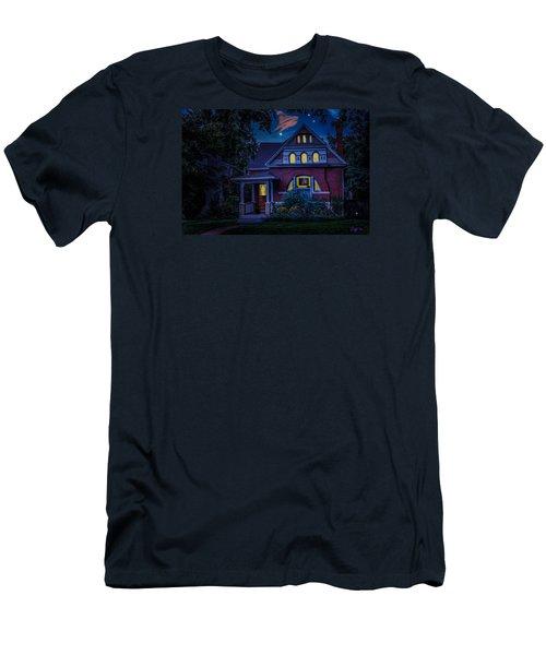 Picutre Window Men's T-Shirt (Slim Fit) by J Griff Griffin