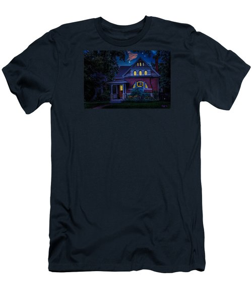 Picutre Window Men's T-Shirt (Athletic Fit)