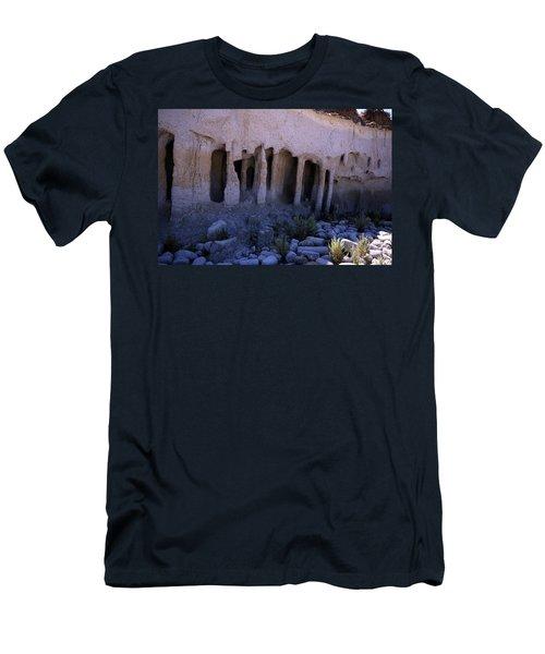Pillars And Caves, Crowley Lake Men's T-Shirt (Athletic Fit)
