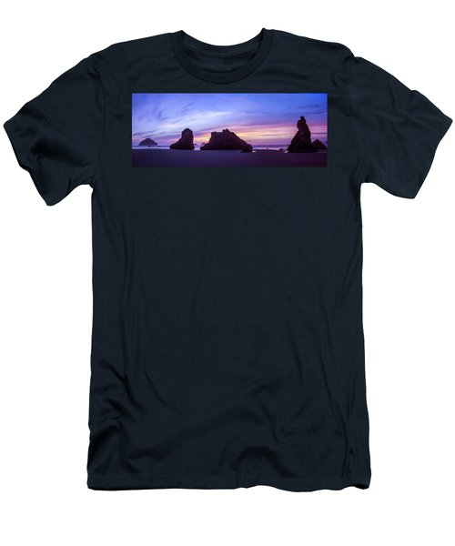 Pillars Of Bandon Men's T-Shirt (Athletic Fit)