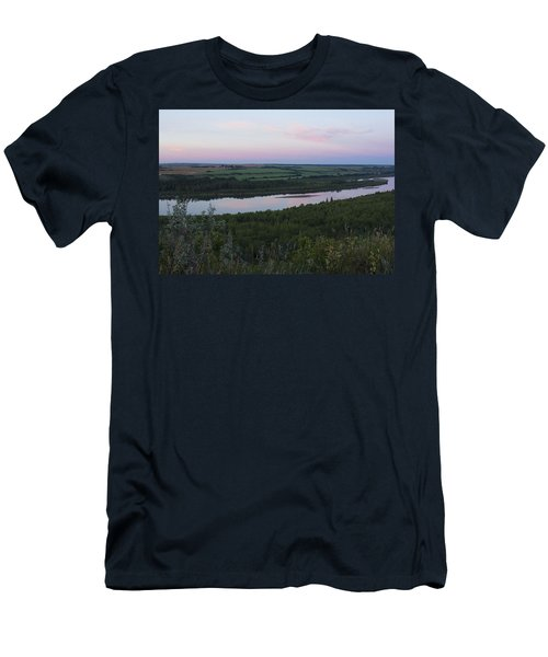 Pine Island Men's T-Shirt (Athletic Fit)