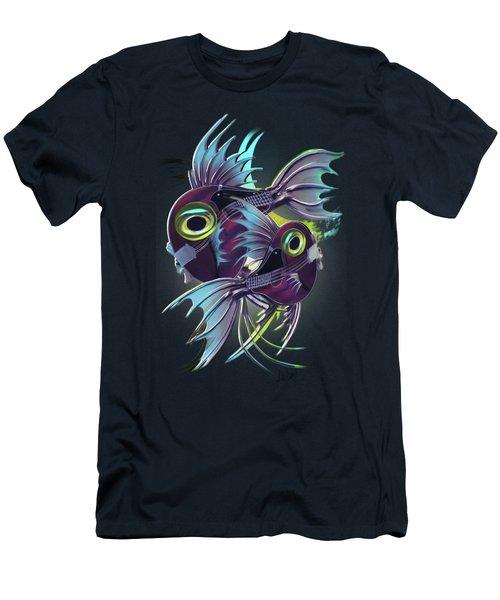 Pisces Men's T-Shirt (Athletic Fit)