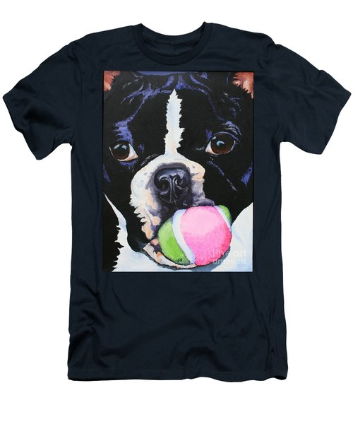 Play Ball Men's T-Shirt (Athletic Fit)