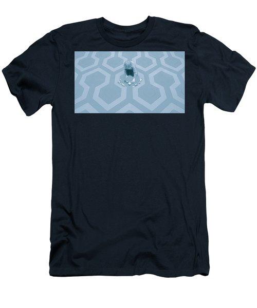 Playing In The Overlook Men's T-Shirt (Slim Fit) by Kurt Ramschissel