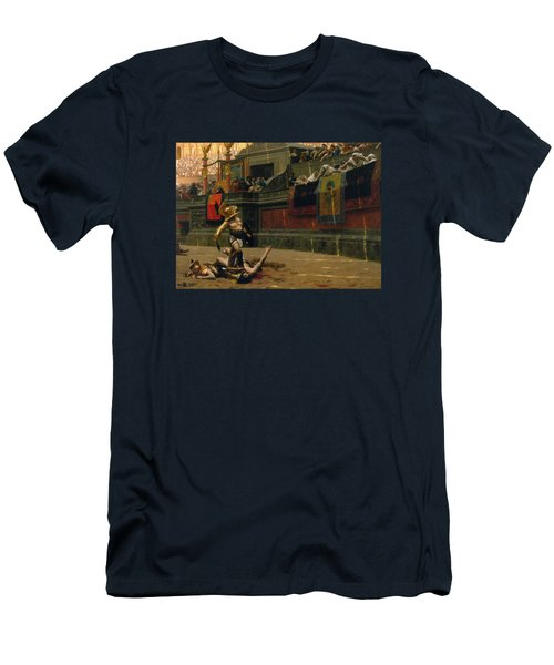 Pollice Verso Men's T-Shirt (Athletic Fit)