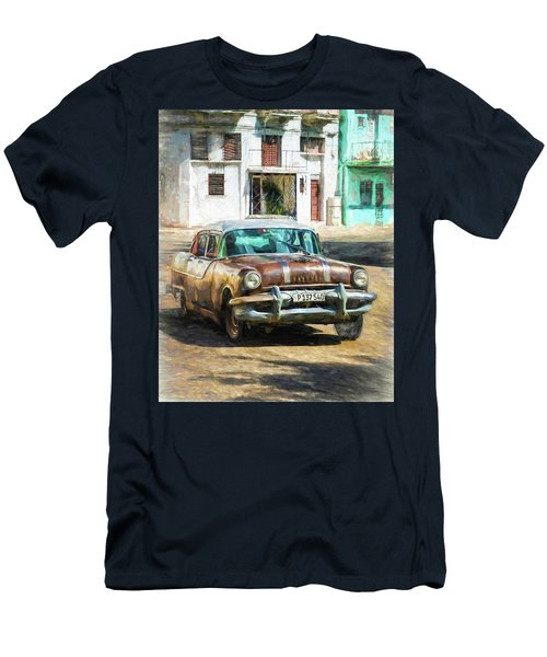 Pontiac Havana Men's T-Shirt (Athletic Fit)