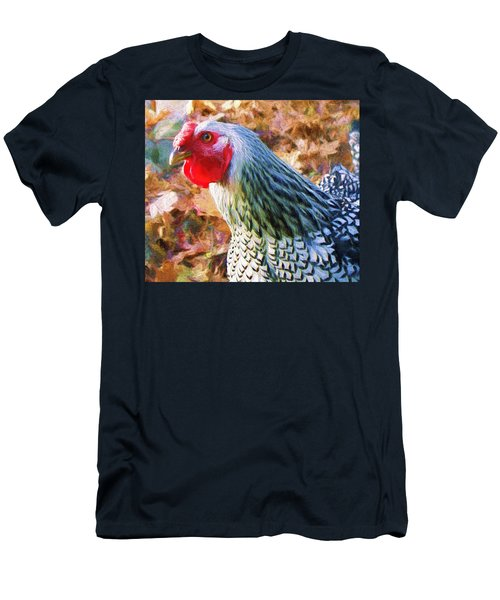 Portrait Of Rosie Men's T-Shirt (Slim Fit) by Joy Nichols