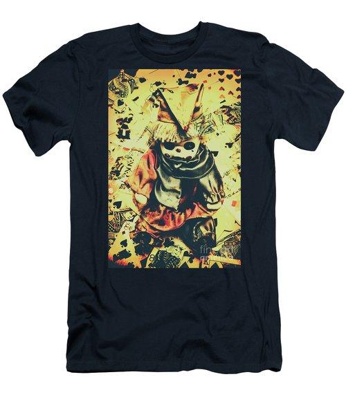 Possessed Vintage Horror Doll  Men's T-Shirt (Athletic Fit)
