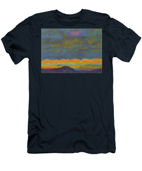 Powder River Reverie, 1 Men's T-Shirt (Athletic Fit)