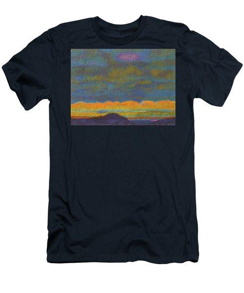 Powder River Reverie, 1 Men's T-Shirt (Athletic Fit)