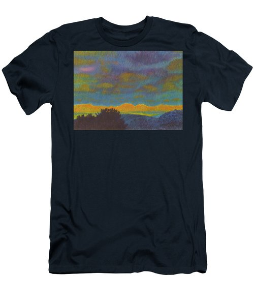 Powder River Reverie, 2 Men's T-Shirt (Athletic Fit)