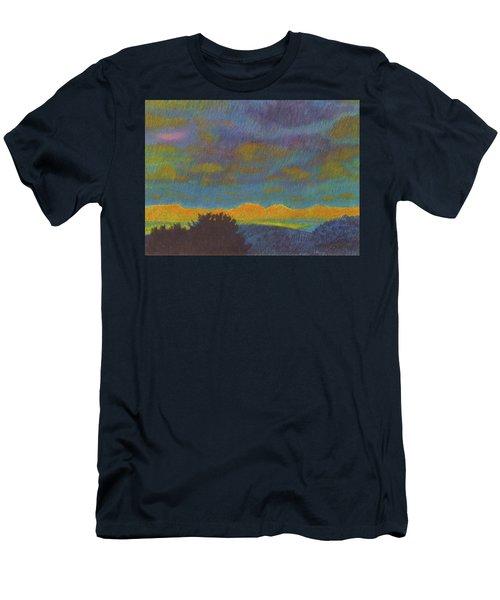 Powder River Reverie, 2 Men's T-Shirt (Athletic Fit)