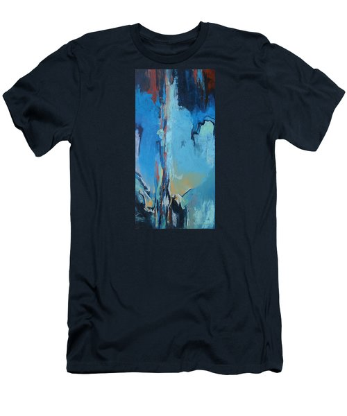 Power Released Men's T-Shirt (Athletic Fit)