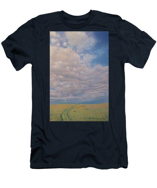 Prairie Trail Men's T-Shirt (Athletic Fit)