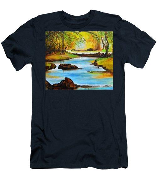 Primavera Men's T-Shirt (Athletic Fit)