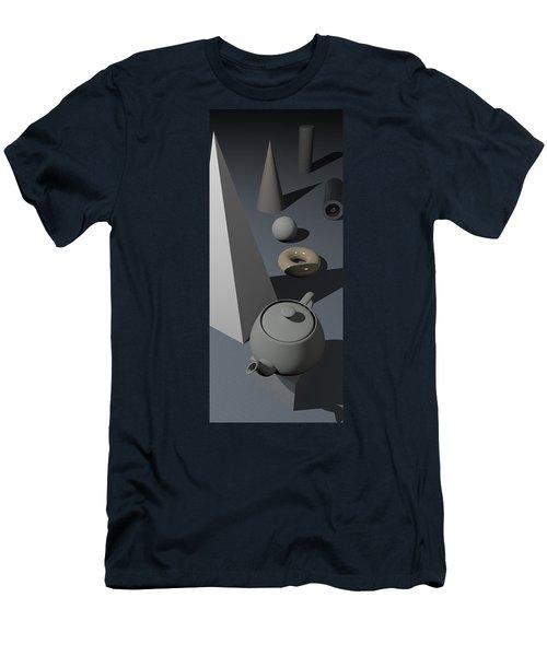 Primitives Men's T-Shirt (Slim Fit) by James Barnes