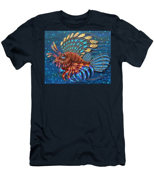 Pterois Men's T-Shirt (Athletic Fit)
