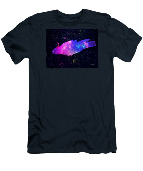 Pulling Weeds In Time And Space Men's T-Shirt (Athletic Fit)