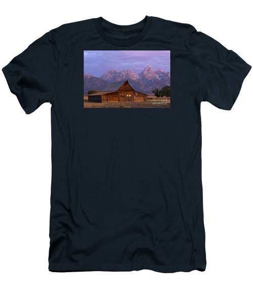 Purple Mountains Majesty Men's T-Shirt (Athletic Fit)
