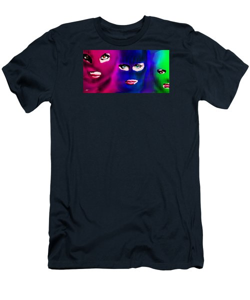 Pussy Riot Men's T-Shirt (Athletic Fit)