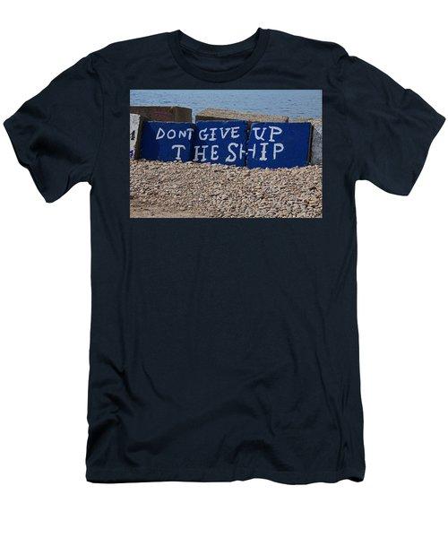 Put-in-bay Shoreline II Men's T-Shirt (Slim Fit) by Michiale Schneider