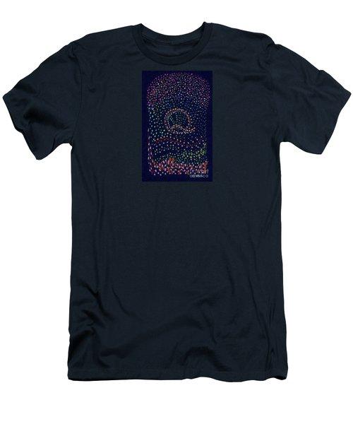 Q 2 Men's T-Shirt (Athletic Fit)