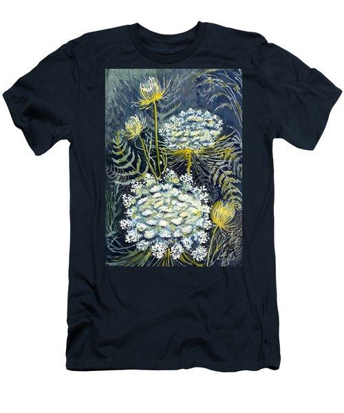 Queen Anne's Lace Men's T-Shirt (Athletic Fit)