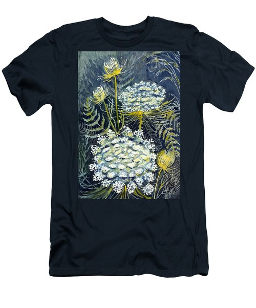 Queen Anne's Lace Men's T-Shirt (Athletic Fit)