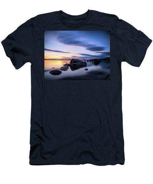 Quiet Sunset Men's T-Shirt (Athletic Fit)