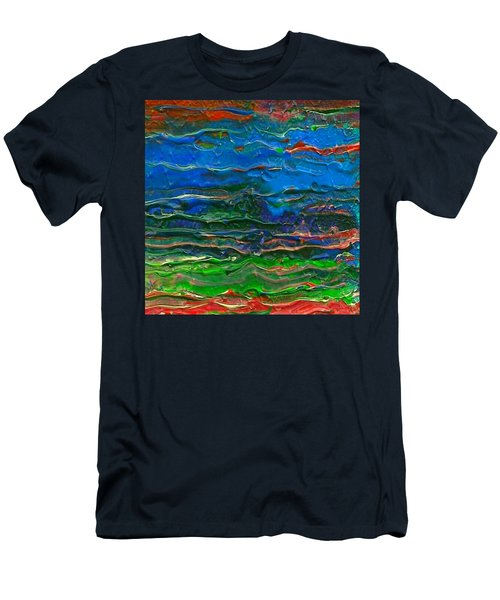 Radical Frequency Men's T-Shirt (Athletic Fit)