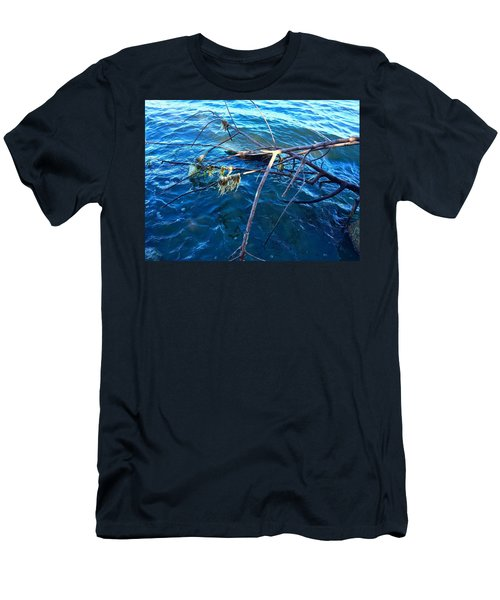 Raices Men's T-Shirt (Slim Fit) by Carlos Avila