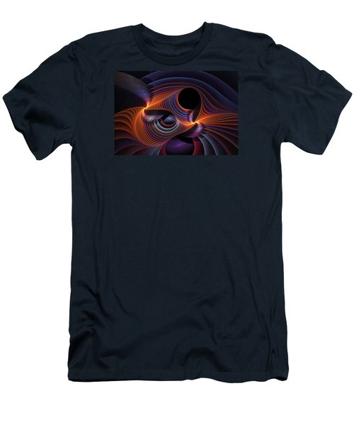 Rainbow Sonata Men's T-Shirt (Athletic Fit)