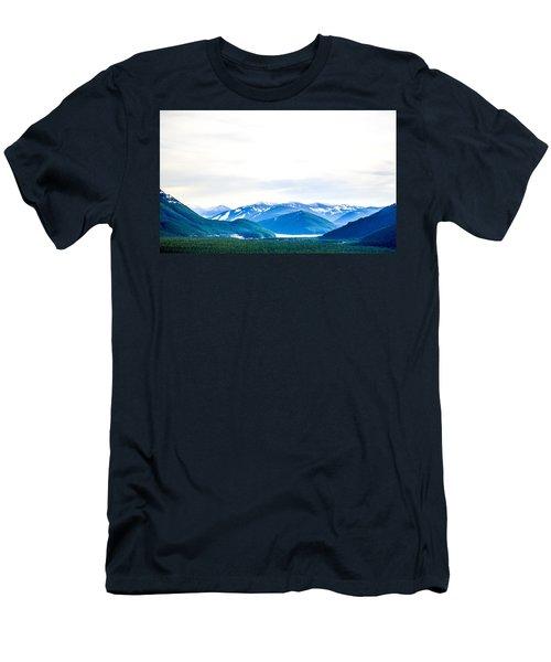 Rattlesnake Ledge Too Men's T-Shirt (Athletic Fit)
