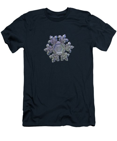 Real Snowflake - 05-feb-2018 - 1 Alt Men's T-Shirt (Athletic Fit)